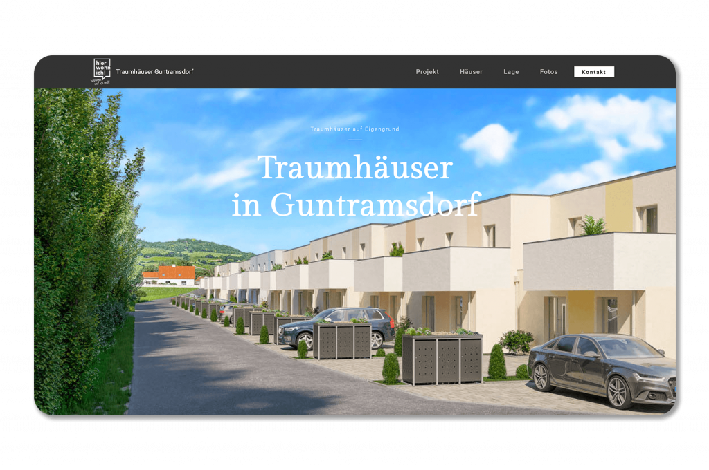 Referenz Traumhaus Guntramsdorf